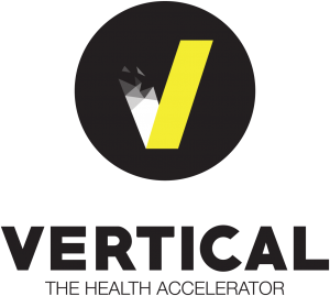 Vertical Logo with tagline